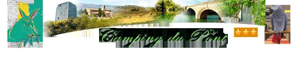Logo Camping du pont