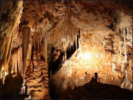 Les grottes de Clamouse